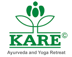 KARE Ayurveda & Yoga Retreat Logo